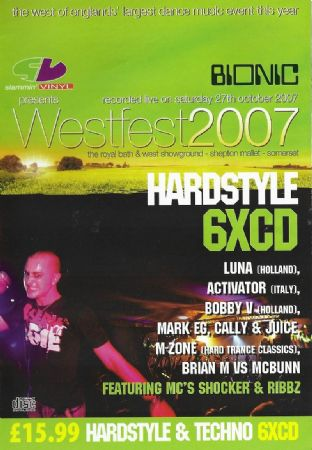 Westfest - 2007 - Hard Style Pack